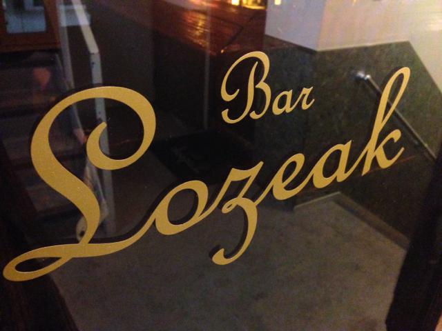 Bar LOZEAK